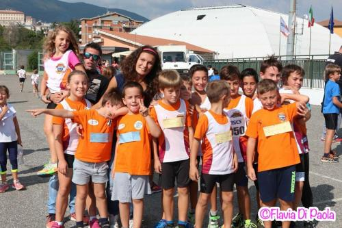 Attività didattiche e competitive dell'ASD Atletica Frascati